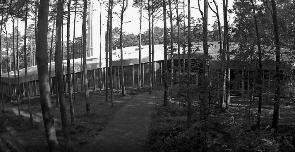 Arvo Pärt Centre time-lapse